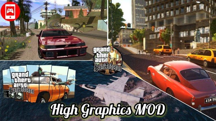 Install |GTA San Andreas| 2018 Ultra Realistic Graphics MOD