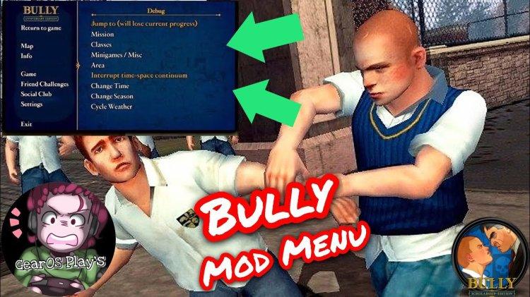 Install Bully MOD MENU Anniversary Edition Android v1 0 0 17